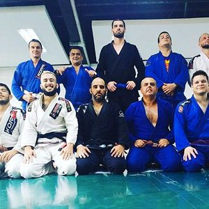 Jiu-Jitsu Adulto Escola Jiu-Jitsu SBA