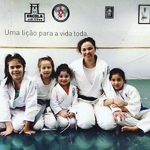 Judô Infantil Escola Judô SBA